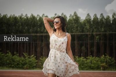 ba9f8a55 I forbindelse med sommeren og det varme vejr bliver det tid til at finde de  skønne korte kjoler frem fra klædeskabet. Rigtigt mange nyder at iføre sig  de ...